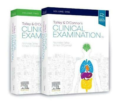 Talley and O'Connor's Clinical Examination - 2-Volume Set: A Systematic Guide to