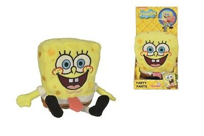 Spongebob Farty Pants Plush Toys Yellow 25cm