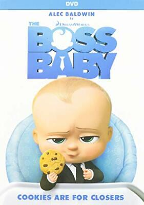 The Boss Baby [DVD] [2017] - DVD  6QVG The Cheap Fast Free Post