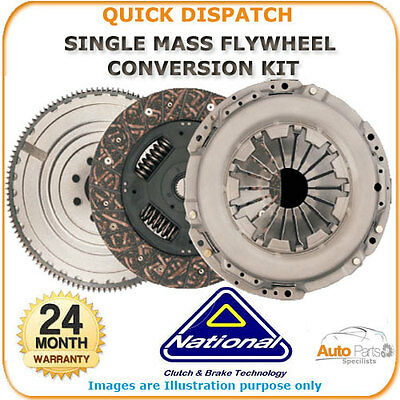 National Solid Mass Flywheel And Clutch  For Opel Astra H Ck10080F