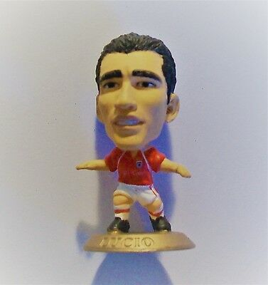 Microstars BAYERN MUNICH (HOME) LUCIO Germany S1 GOLD BASE MC4860