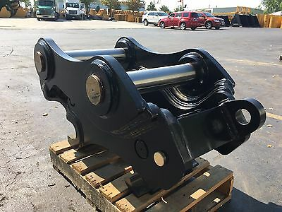 New Hydraulic Quick Coupler for Case CX330