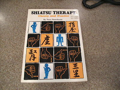Shiatsu Therapy: Theory and Practice