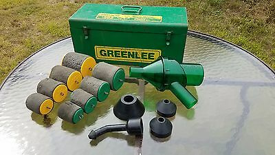 "Greenlee 592 Mighty Mouser Fishtape Blowgun Kit for 2 1/2"" - 4"" Conduit"