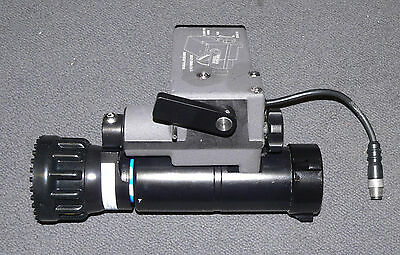"""TFT B-TO-ERP Ultimatic ER Nozzle, 1.5"""" NH, 10-125 GPM @ 10 PSI, Turret, Monitor"""