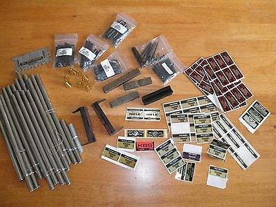 JOB LOT! Golf club repair equipment, shaft extensions, shims, vice rubber & more