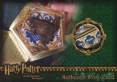 Harry Potter and the Sorcerer's Stone Chocolate Frog Prop Card HP #099/127
