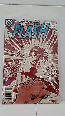 Flash 321 Nm Bronze Age Newsstand Edition Never Read