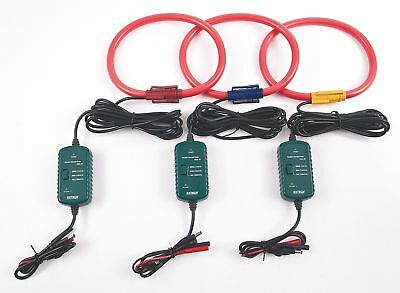 Extech AC Flexible Current Probe, 3000A - PQ34-30