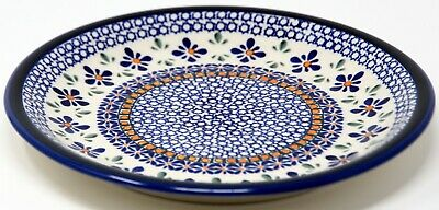 Polish Pottery Dinner Plate 9.5 Inch from Zaklady Boleslawiec 1001/120