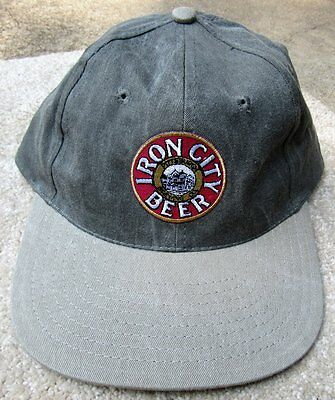 Iron City Beer Baseball Hat BRAND NEW Cap Pittsburgh PA Brewing