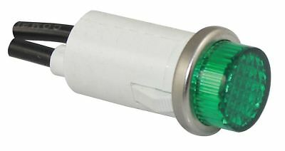 "Raised Indicator Light, Incandescent Lamp Type, 24VAC/DC Voltage, 1/2"" Mounting"