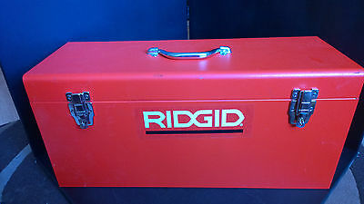 Ridgid K-45 AF-5 Drain Cleaning CASE ONLY LOTTB534RI