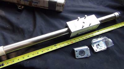 "Festo DGO-1 5/8"" - 19"" - PPV-A-B Linear Drive Actuator  - New - Never Installed"