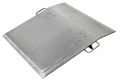 """Dock Plate, 3000 lb. Load Capacity, 36"""" Overall Width, 30"""" Overall Length -"""