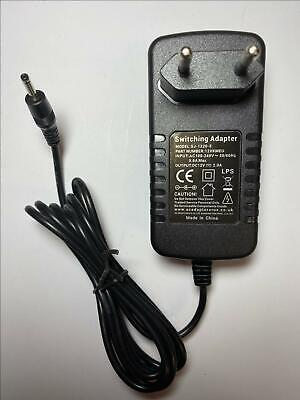 EU Replacement 12V 1.5A 18W AC-DC Adaptor Charger 4 Acer Aspire Switch 10 Tablet