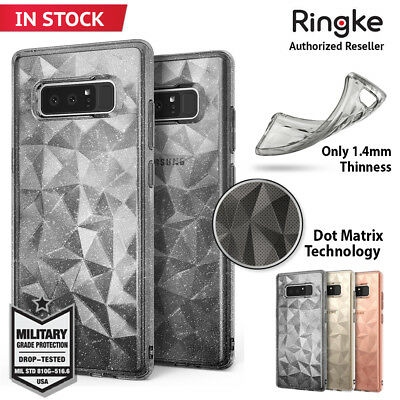 Galaxy Note 8 Case Genuine Ringke Air Prism Light Slim Glitter Cover For Samsung