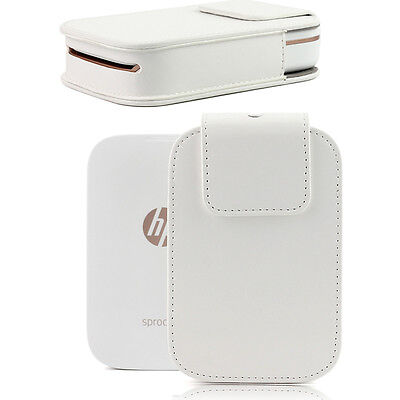For HP Sprocket Bluetooth Photo Printer Fashion Carrying Case Cover Storage Bag
