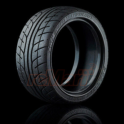 MST AD Realistic Tire 4pcs EP 4WD 1:10 RC Cars Touring On Road #101031