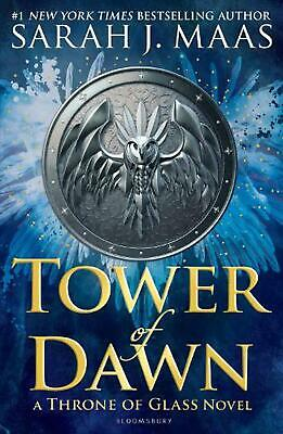 Tower of Dawn by Sarah J. Maas Paperback Book