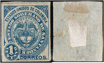 Colombia stamps. 1c. MH
