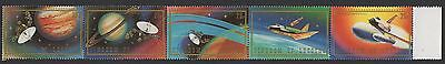 Lesotho stamps. 1981 Space Flight. MNH