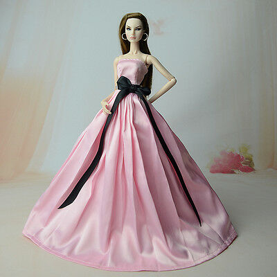 Fashion Royalty Princess Dress/Clothes/Gown For 11.5in.Doll S546