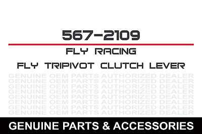 Fly Tri-Pivot Clutch Lever