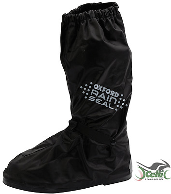 Oxford Rain Seal Waterproof Boots Cover Motorbike Motorcycle Over Boots
