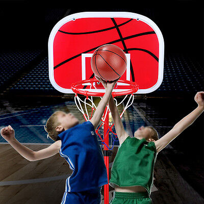 Hanging Mini Basketball Hoop For Indoor Outdoor Kids Game Toy With Air Pump DY