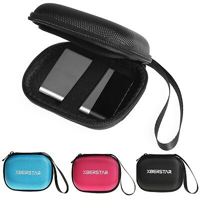 Portable Storage Carry Case Bag Cover For Samsung T3 T5 Solid State Drive SSD