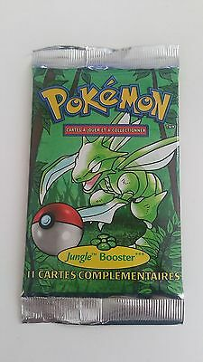 Booster Pokemon - Jungle Ed2 - Neuf Fr - Insecateur