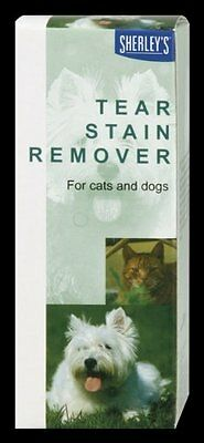 Tear Stain Remover 50ml for Cats & Dogs from Melian