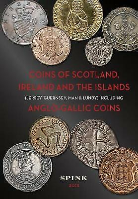 Coins of Scotland, Ireland and the Isles and Anglo-Gallic Coinage,HB,Coins of S