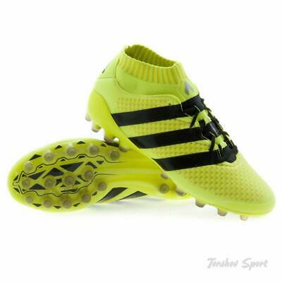 size 40 66b25 99798 ADIDAS PERFORMANCE ACE 16.1 Primeknit AG Football Boots - Worn By Many Pros