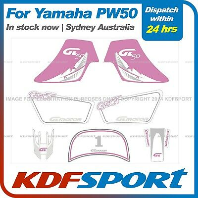 YAMAHA PW50 PEEWEE 50 FRONT FENDER STAY FENDER HOLDER PY50 LX50PY JS50PY KDF