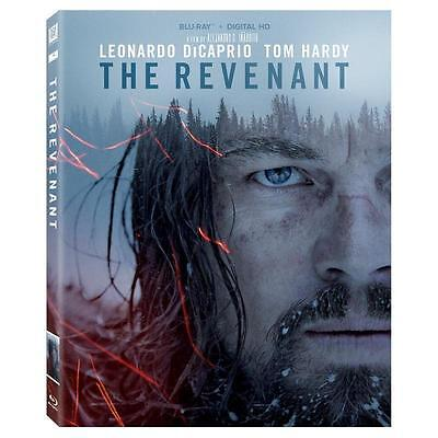 The Revenant (Blu-ray, 2016, Canadian)