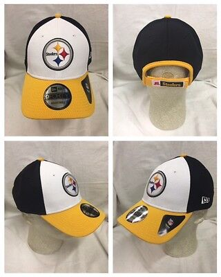 ... inexpensive nfl pittsburgh steelers 2017 new era 9forty performance  block cap hat adjustable fecc1 6716e fd60617a49d0