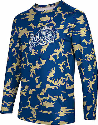 ProSphere Men/'s United States Naval Academy Hustle Long Sleeve Tee USNA
