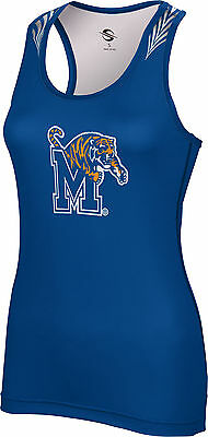 ProSphere University of Memphis Mothers Day Womens Performance Tank Heather