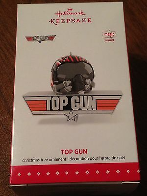 Hallmark 2015 Ornament - Top Gun - Magic Sound - Danger Zone