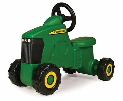 John Deere Sit-n-scoot Ride On Tractor Kids Activity Toy