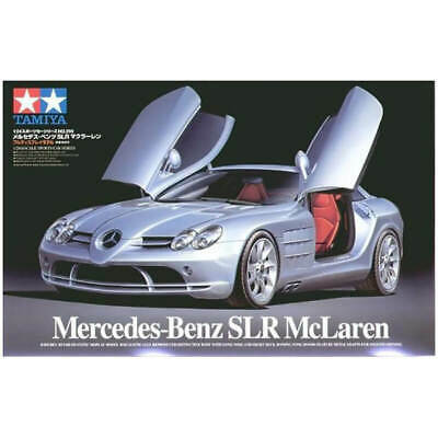 Tamiya 1/24 Mercedes SLR McLaren kit TA-24290 (New)