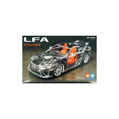Tamiya 1/24 Full-View Lexus LFA (Transparent) Kit TA-24325 (New)