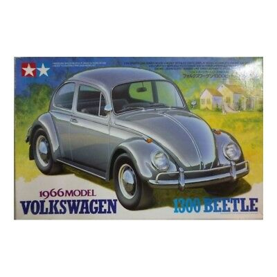 Tamiya 1/24 Volkswagen 1300 Beetle 1966 Kit TA-24136 (New)