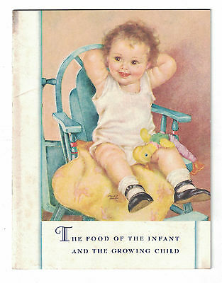 2 Karo Syrup Advertising Booklets - The Food of the Infant & Making Candies