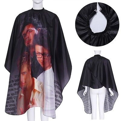 Pro Salon Hair Cut Hairdressing Hairdresser Barbers Cape Gown Cloth Waterproof