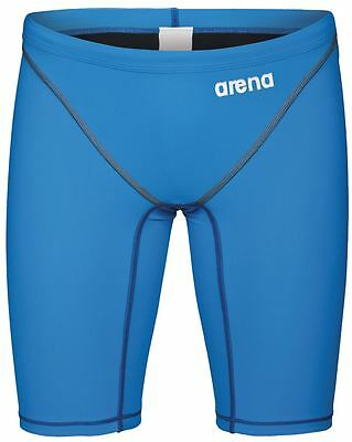 Arena- Mens Powerskin ST 2.0- Blue- Jammers