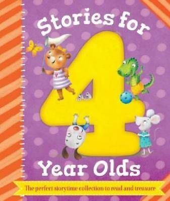 Stories for 4 Year Olds Free Shipping!