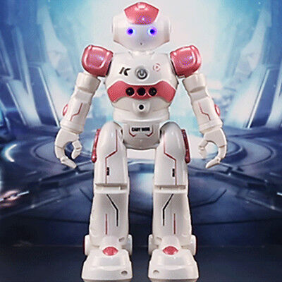 Intelligent JJRC R2 Gesture Control Programmable Dancing USB RC Robot Toy